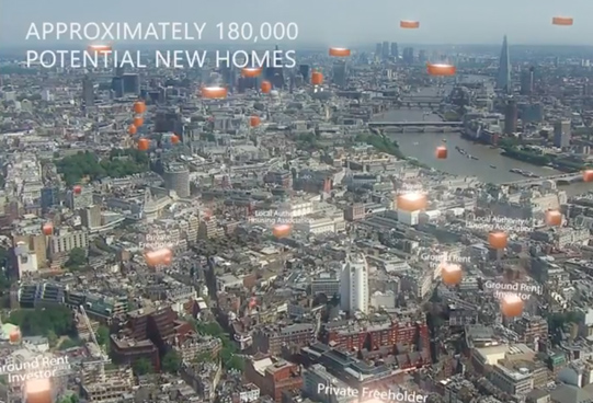 Apex Airspace London Overview