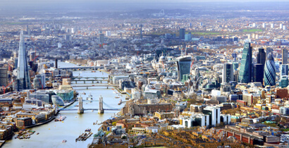 feature House prices in key cities growing faster than UK as a whole