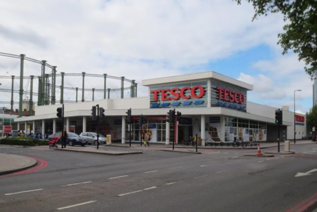 Airspace Development Rootops Tesco